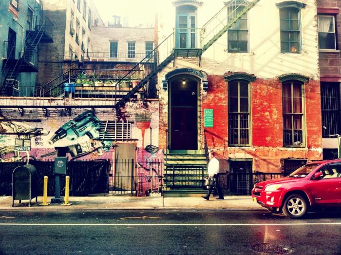 Chelsea, New York City, June 2013 (Photo by Sarah Peck)