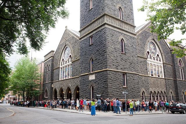 WDS church street line