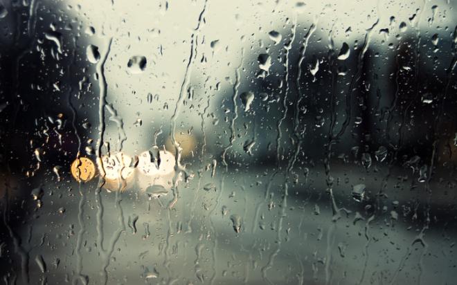 Clean rain.