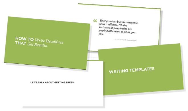 Slide mashup for blog